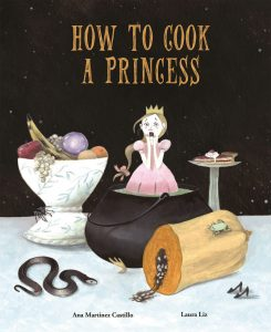 how to cook a princess.